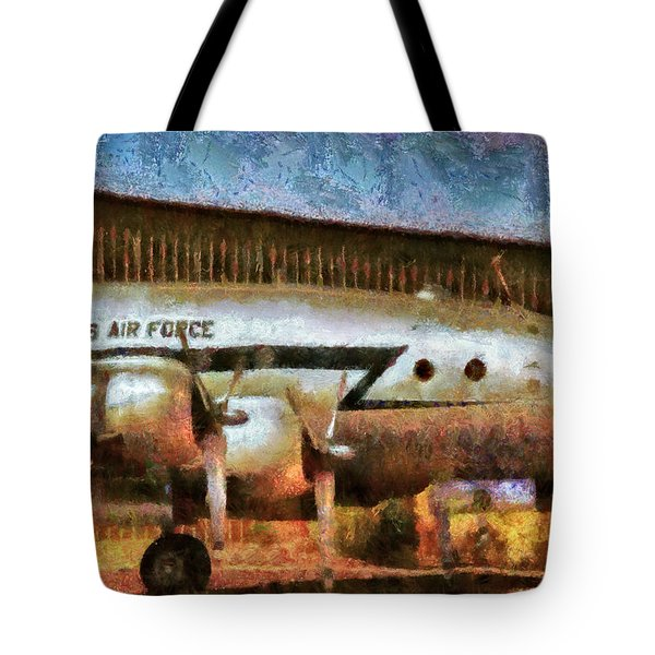 Air - United States Air Force Tote Bag by Mike Savad