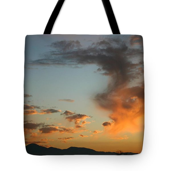 Tote Bag featuring the photograph Air Ball Cough by Marie Neder