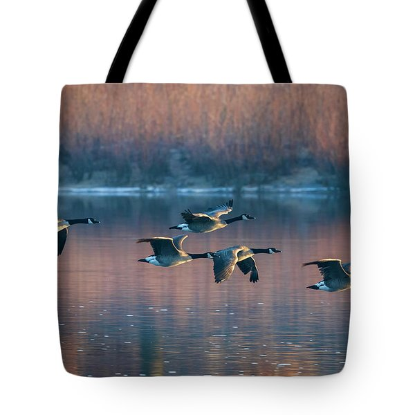 Tote Bag featuring the photograph Air Canada by Ricky L Jones