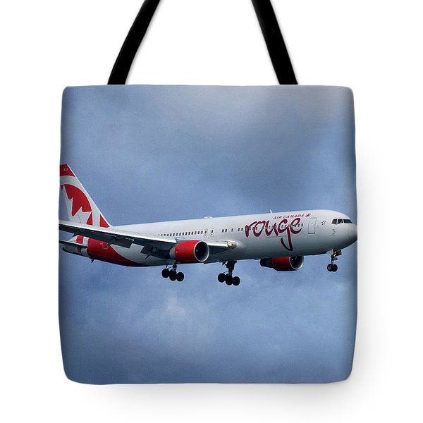 Air Canada Rouge Boeing 767 Tote Bag