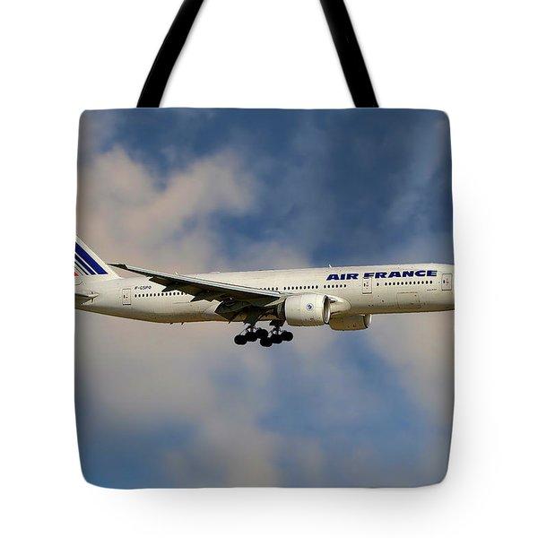 Air France Boeing 777-228 Tote Bag