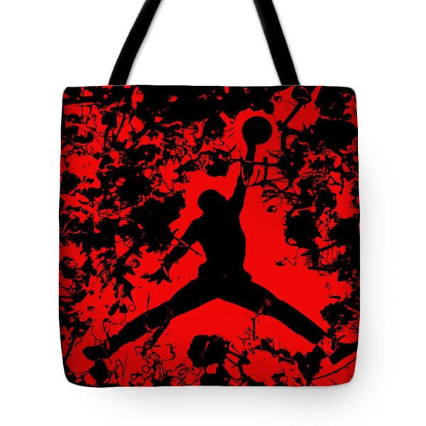 Air Jordan 1b Tote Bag