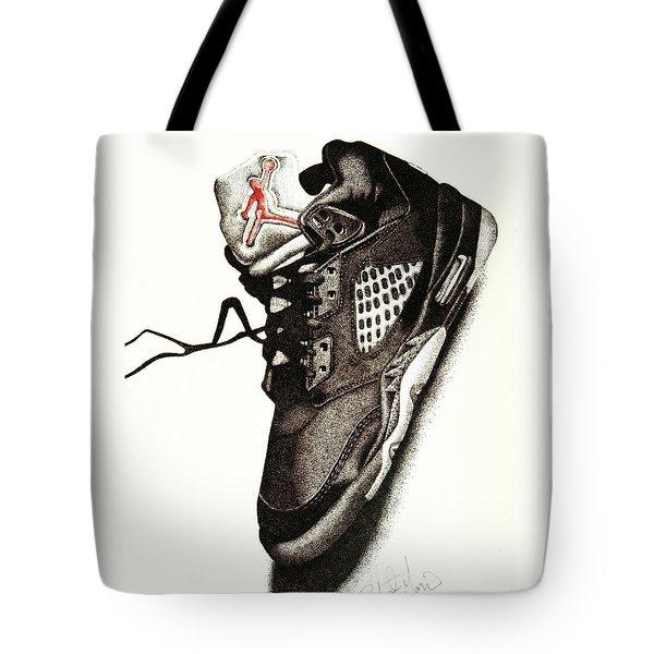 Air Jordan Tote Bag