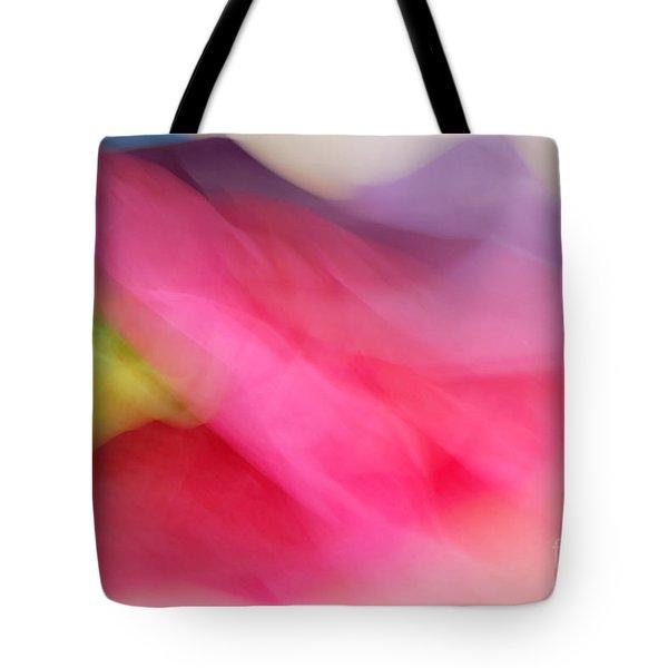 Air Paint Tote Bag