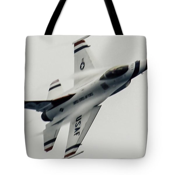Air Speed Tote Bag