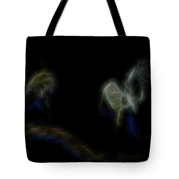 Air Spirits 6 Tote Bag by William Horden