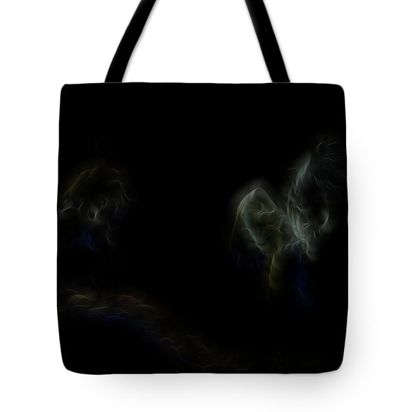 Air Spirits 7 Tote Bag by William Horden