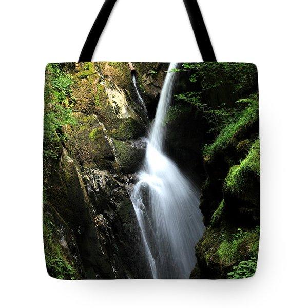 Aira Force Waterfall Tote Bag