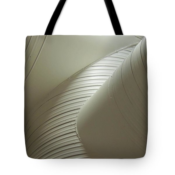 Airconditioned Sculpture Tote Bag