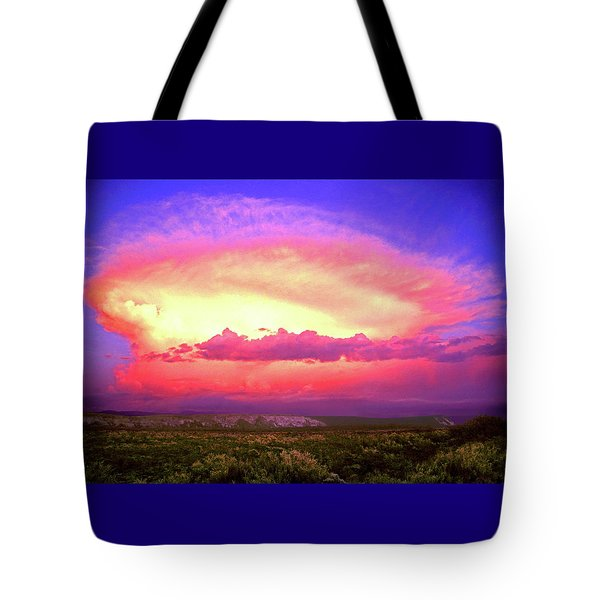 Airgasm Tote Bag