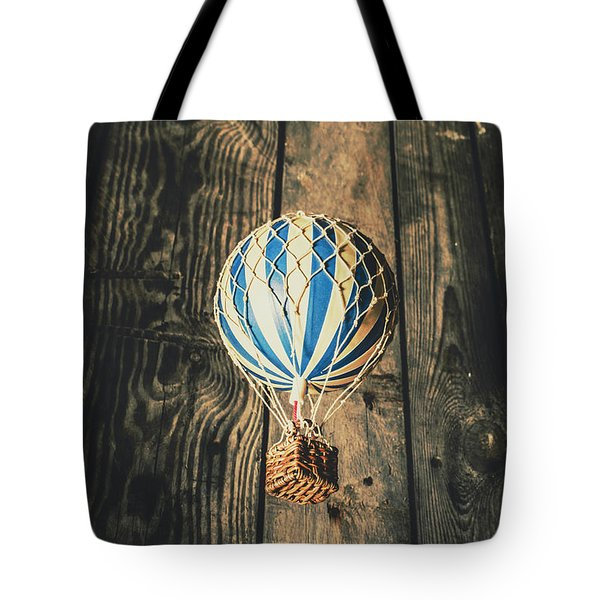 Airs Of An Indoor Retreat Tote Bag