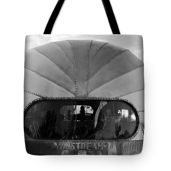 Airstream Dome Tote Bag by David Lee Thompson