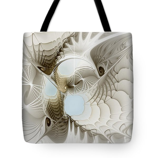 Airy Space2 Tote Bag
