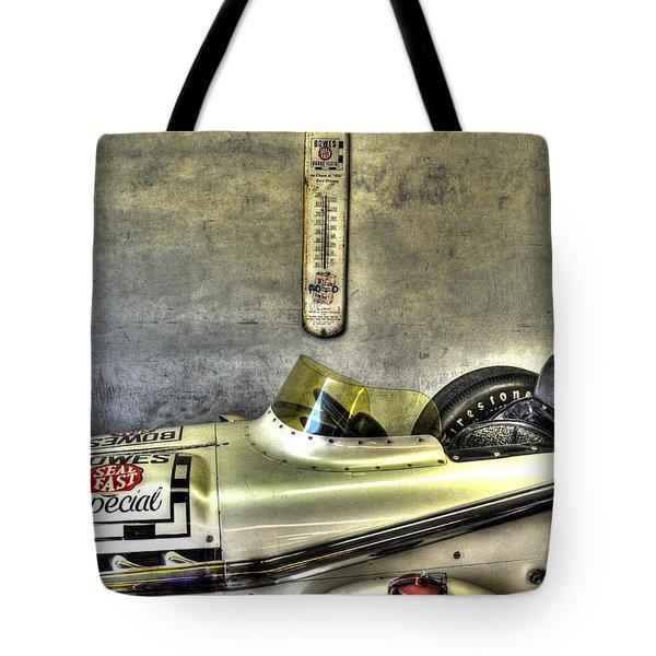 Aj Foyt 1961 Roadster Tote Bag