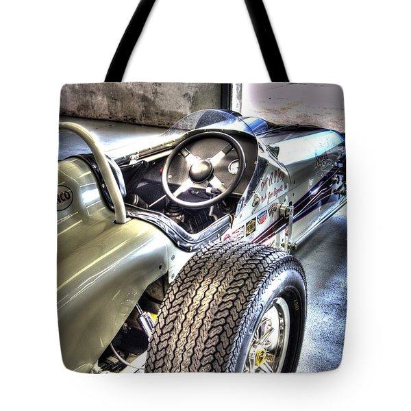 Aj Foyts Roadster Tote Bag