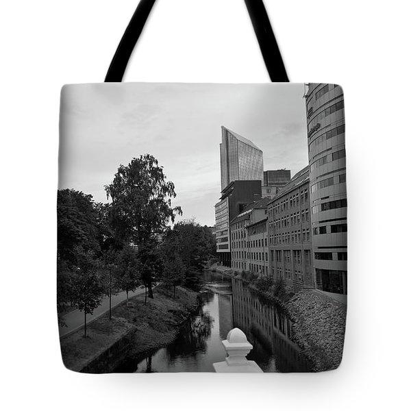 Akerselva Tote Bag