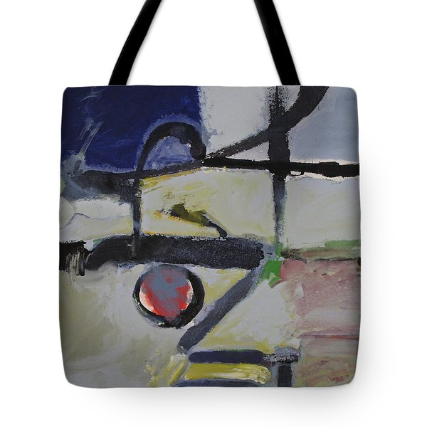 Tote Bag featuring the painting Akira by Cliff Spohn