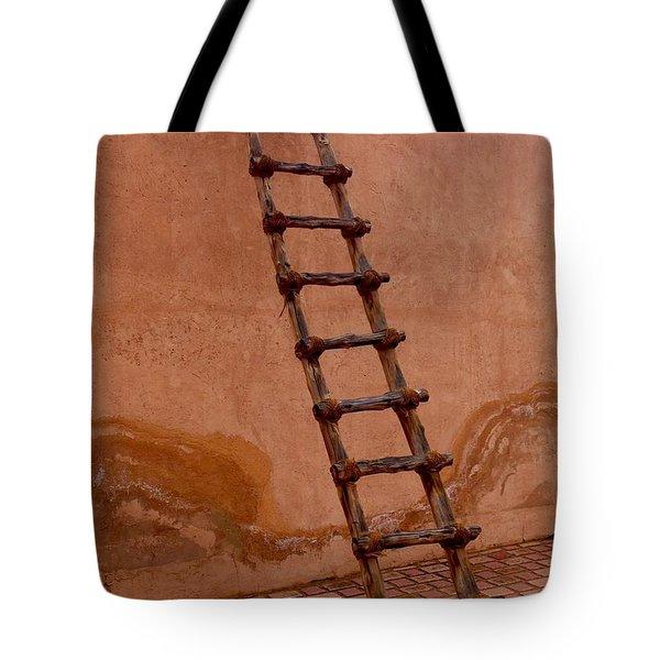 Al Ain Ladder Tote Bag