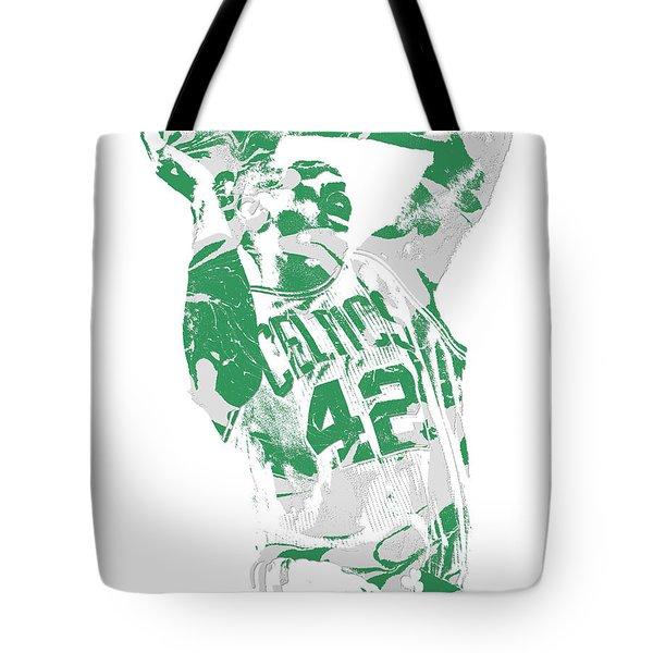 Al Horford Boston Celtics Pixel Art 8 Tote Bag