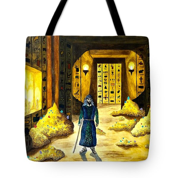 Al Mahmoun In Egypt  Tote Bag