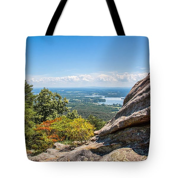 Tote Bag featuring the photograph Alabama by Susi Stroud
