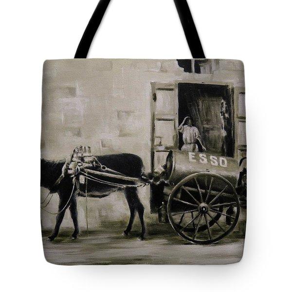 Aladin Tote Bag