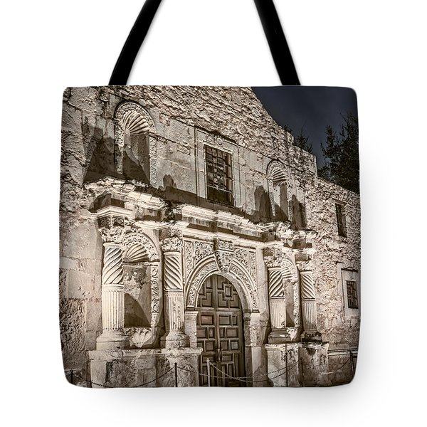 Alamo Door Tote Bag