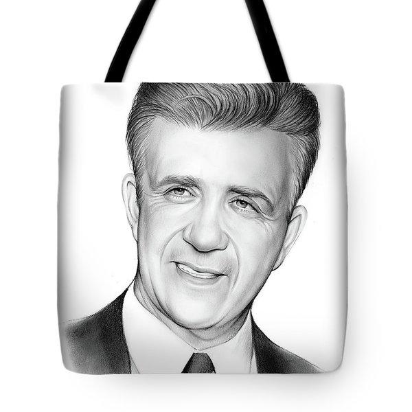 Alan Thicke 1947-2016 Tote Bag