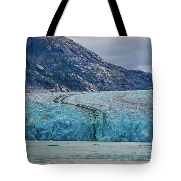Alaska Glacier Tote Bag