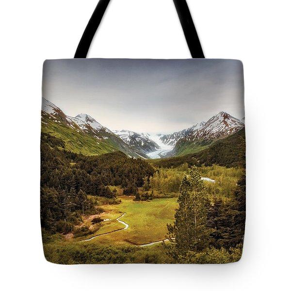 Alaska Scenic 1932 Tote Bag