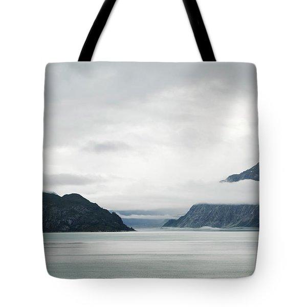 Alaska Waters Tote Bag