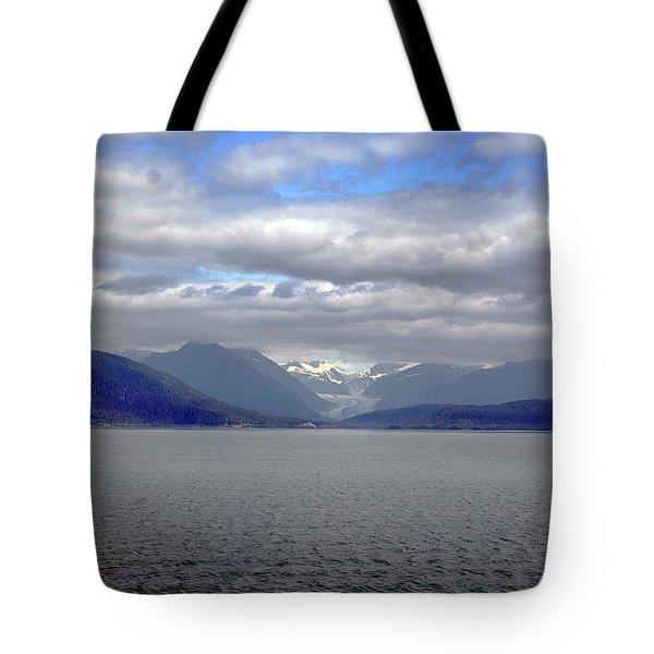 Alaskan Coast 2 Tote Bag