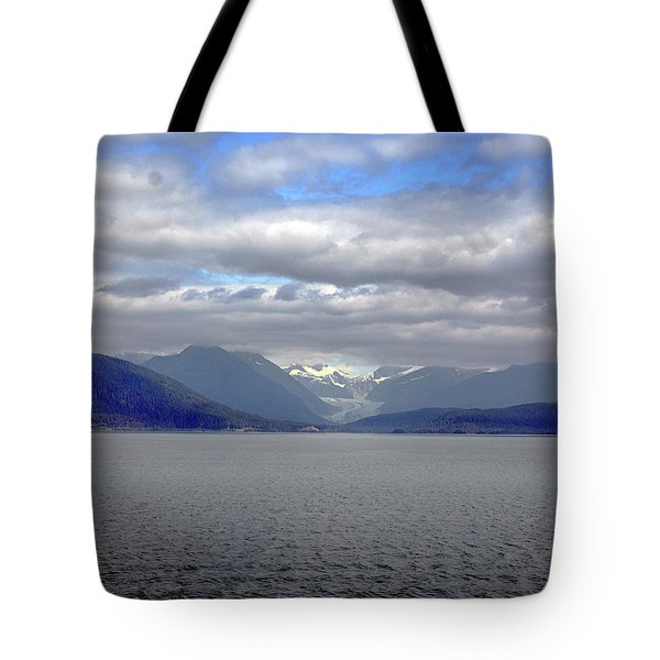 Alaskan Coast 2 Tote Bag