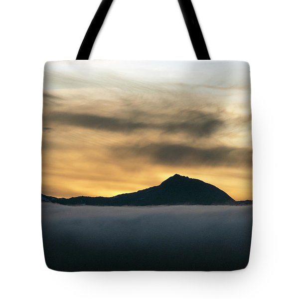 Alaskan Gold Tote Bag