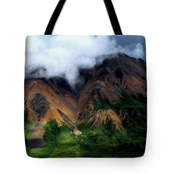 Alaskan Grandeur Tote Bag