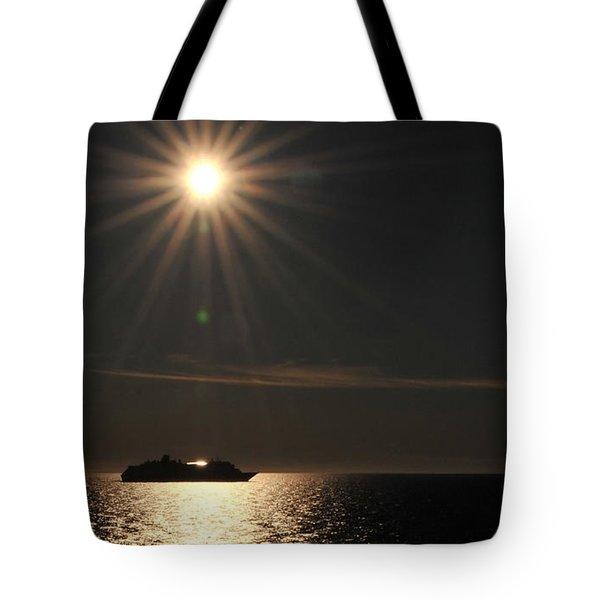 Alaskan Memories Tote Bag