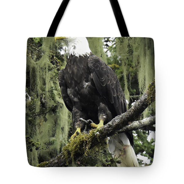 Alaskan Regality Tote Bag