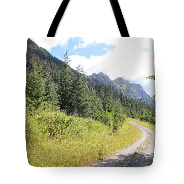 Alaskan Wilderness Tote Bag