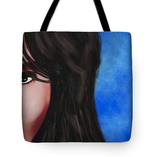 Alba  Tote Bag by Mathieu Lalonde