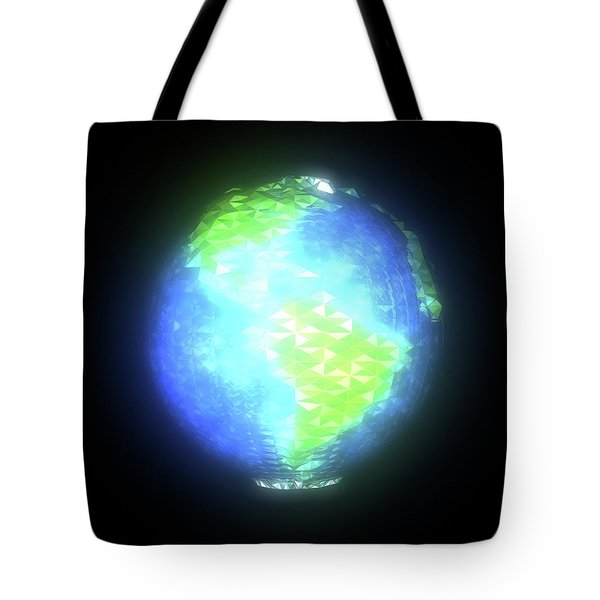 Albedo - Americas By Day Tote Bag