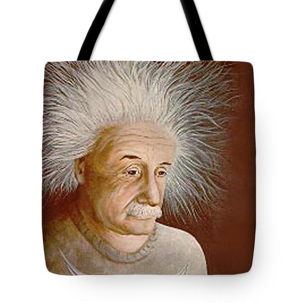 Albert E. Tote Bag