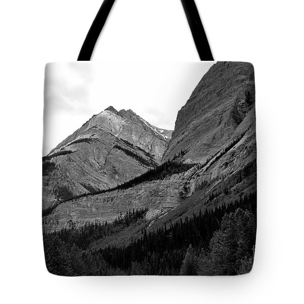 Tote Bag featuring the photograph Alberta, 2015 by Elfriede Fulda