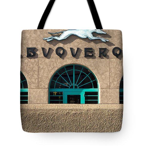 Albuquerque Hound Tote Bag