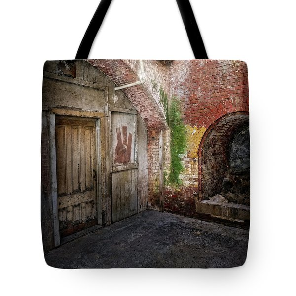 Alcatraz #2 Tote Bag by Jerry Golab