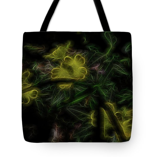 Alchemical Gold Tote Bag by William Horden