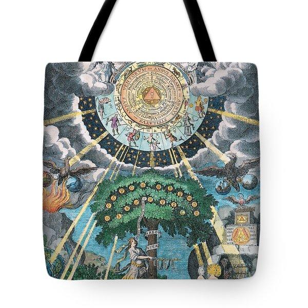 Alchemy Coagulation Tote Bag