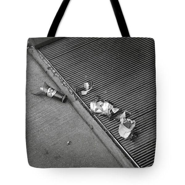 Alcohol Abuse Tote Bag