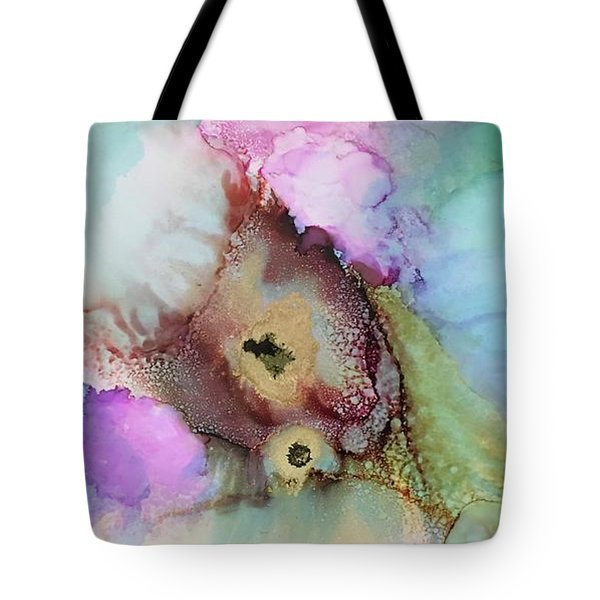 Alcoholic Flower Tote Bag