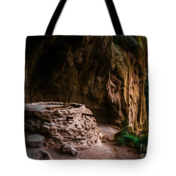 Alcove House Tote Bag by Jon Burch Photography