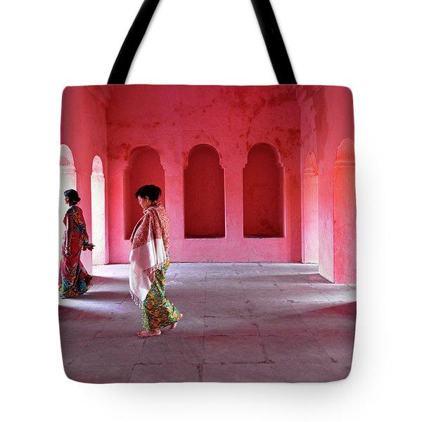 Alcoves Tote Bag